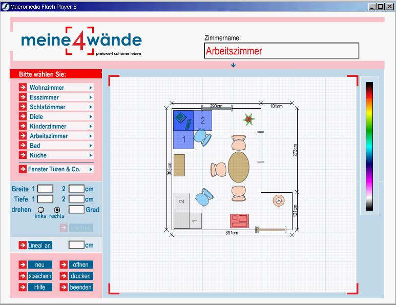 Freeware10 for Zimmer einrichtungsplaner